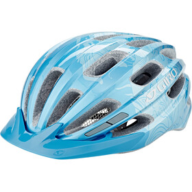 Giro Register MIPS Fietshelm, ice blue/floral